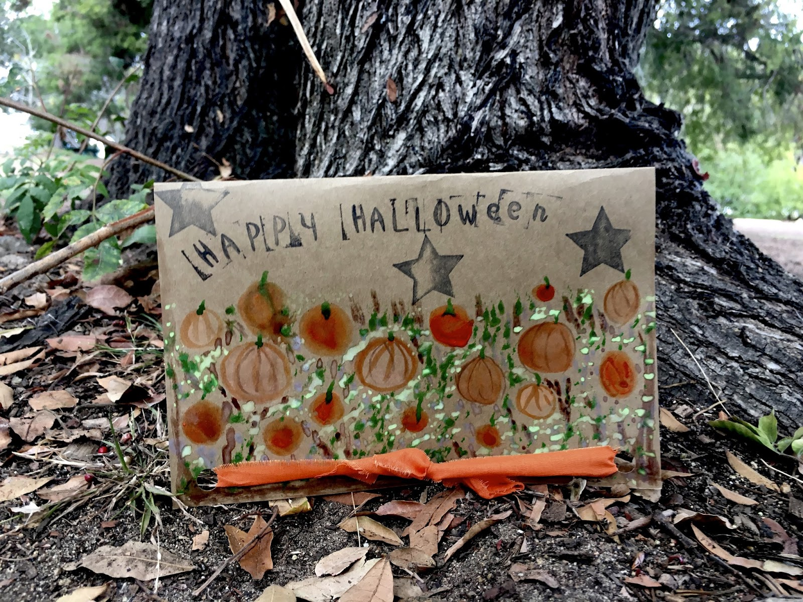zoe la mona very simple halloween kid crafts countdown to halloween bookmark a halloween or halloween inspired story each night until halloween itacutes a nice way to make the one magical night last