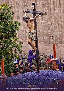 Cartel Jueves Santo 2019