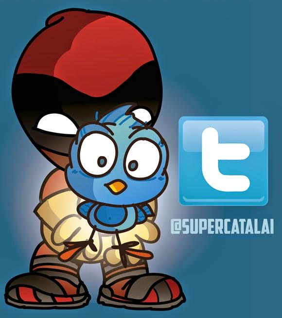 Twitter supercatalai
