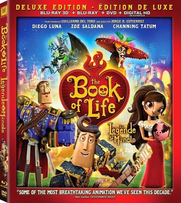 ดูการ์ตูน The Book of Life : เดอะ บุ๊ค ออฟ ไลฟ์ มหัศจรรย์พิสูจน์รักถึงยมโลก