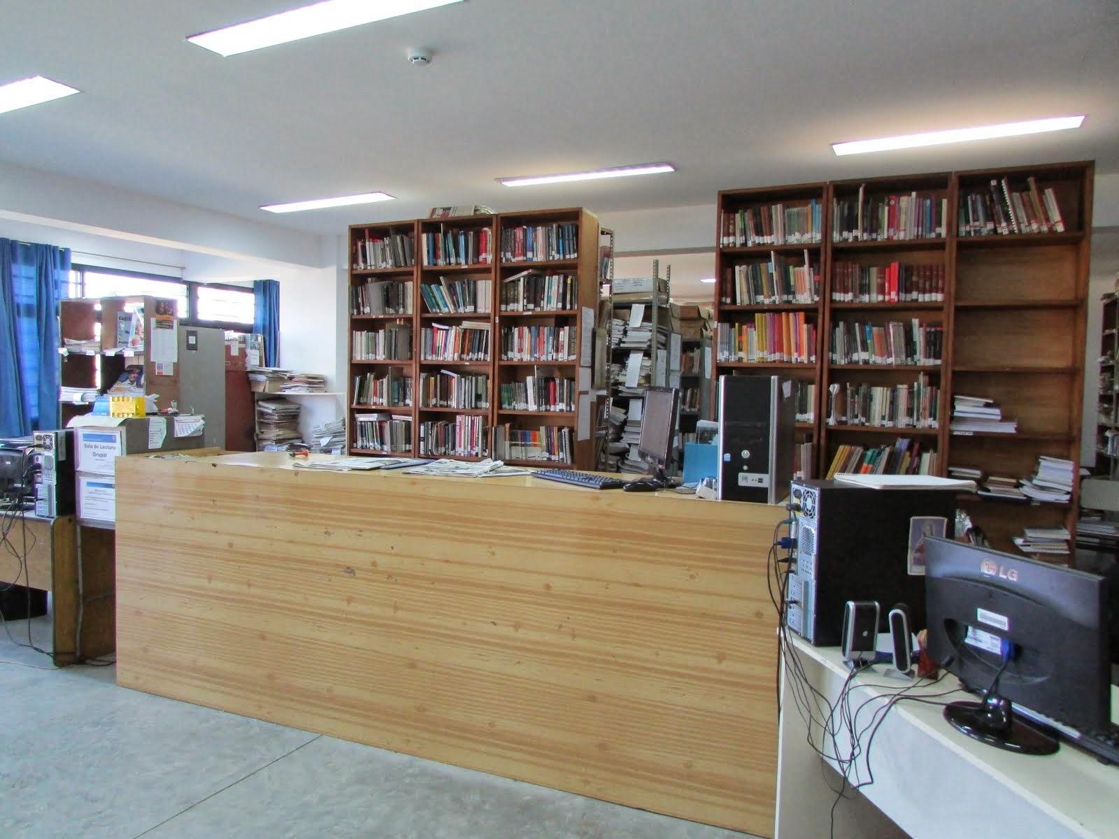 Biblioteca-CDM