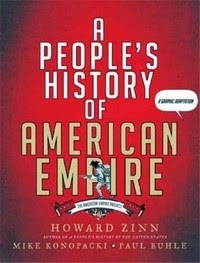 A People's History of American Empire by Howard Zinn, Mike Konopacki, and Paul Buhle
