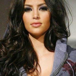 Gaya Rambut Kim Kardashian