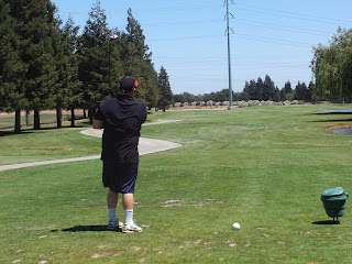 Eye on the holes: Golfing at Emerald Lakes