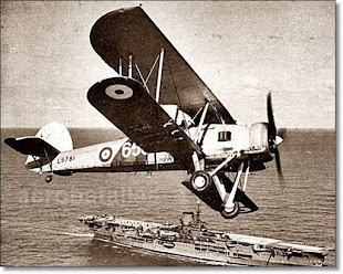 Biplano portaviones