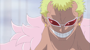 ONE PIECE Donquixote Doflamingo doflamingo