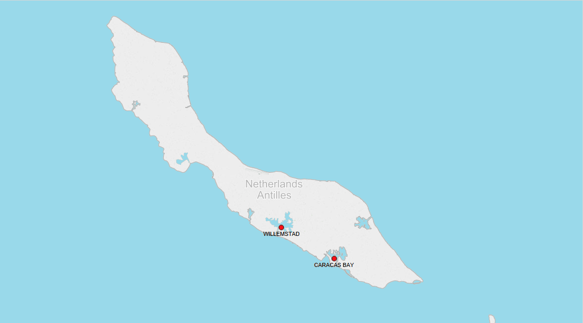 PORTS IN CURACAO