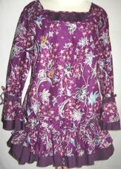dress cantik batik