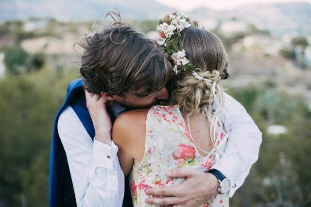 boda boho wedding altea