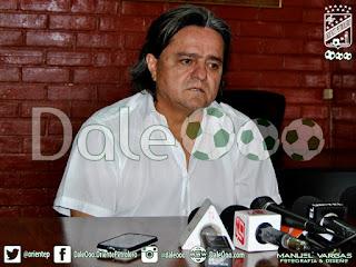 Oriente Petrolero - José Ernesto Álvarez - DaleOoo.com sitio del Club Oriente Petrolero