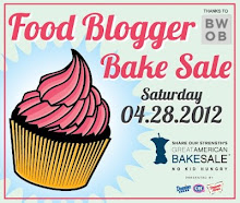 I Baked For San Diego Food Bloggers Bake Sale