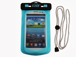 Bag for waterproof phone