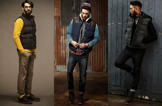 Hugo Boss Sleeveless jacket | Stylish Jacket Collection 2014