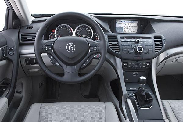 Acura TSX V6 [Reviews] ~ Automotive Cars