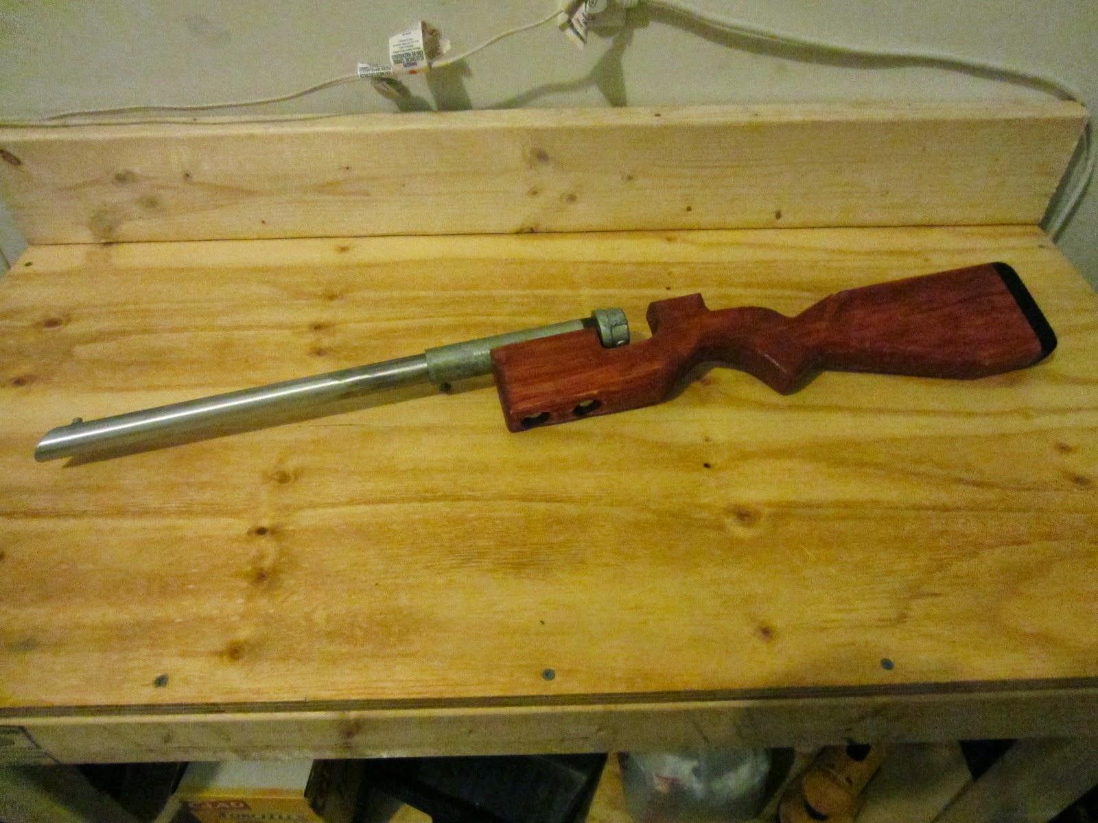 Homemade 12 Gauge Pipe Shotgun From Mind To Machine