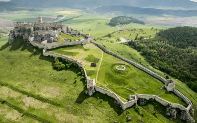 Spis Castle (Spišský hrad), Slovakia