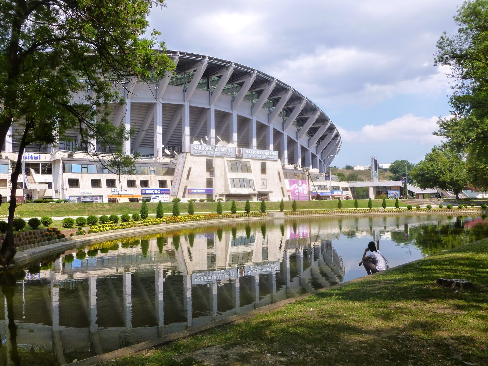Another angle; photo: Kde Je Stadion