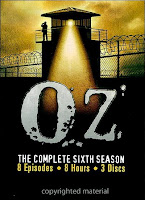 OZ Temporada 6 audio latino