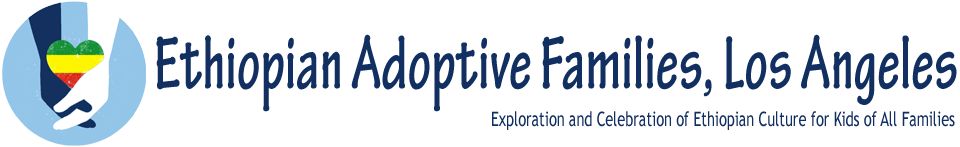 Ethiopian Adoptive Families, Los Angeles