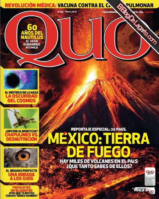 Revista Quo Mexico Enero 2014