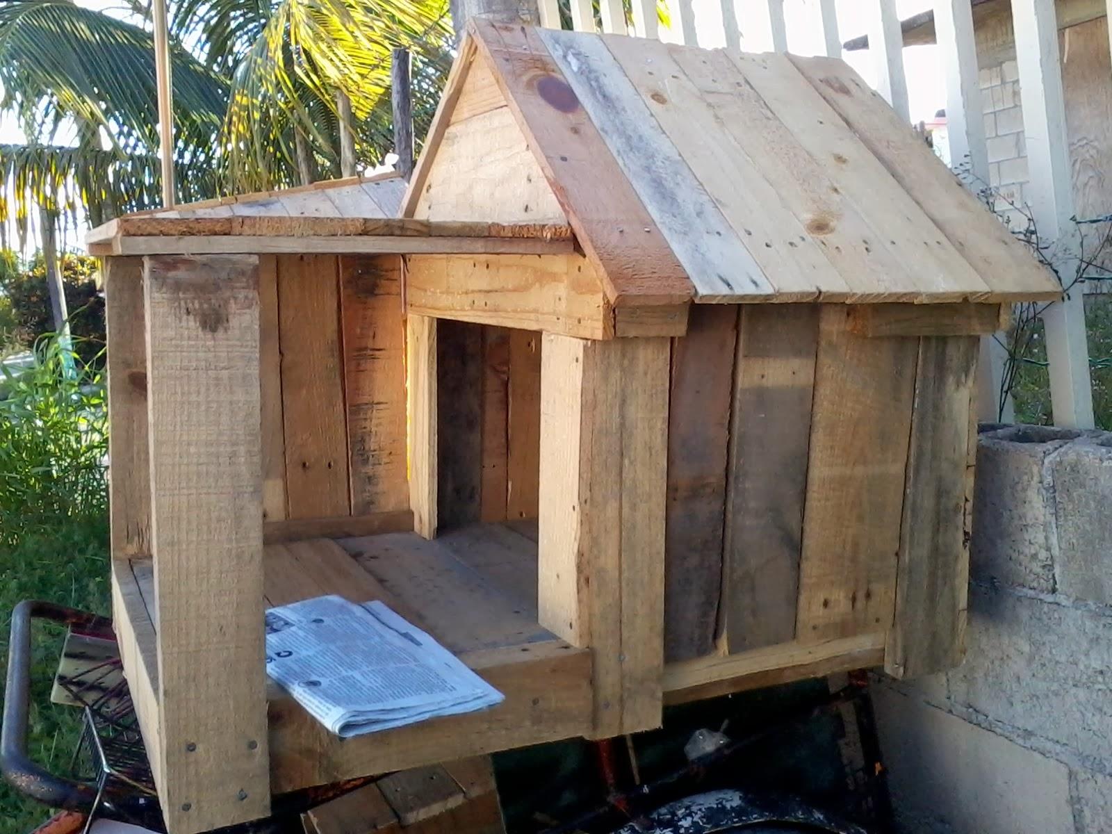 Articulos pensando en las mascotas for Rejas de madera