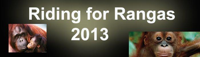 Riding for Rangas 2012