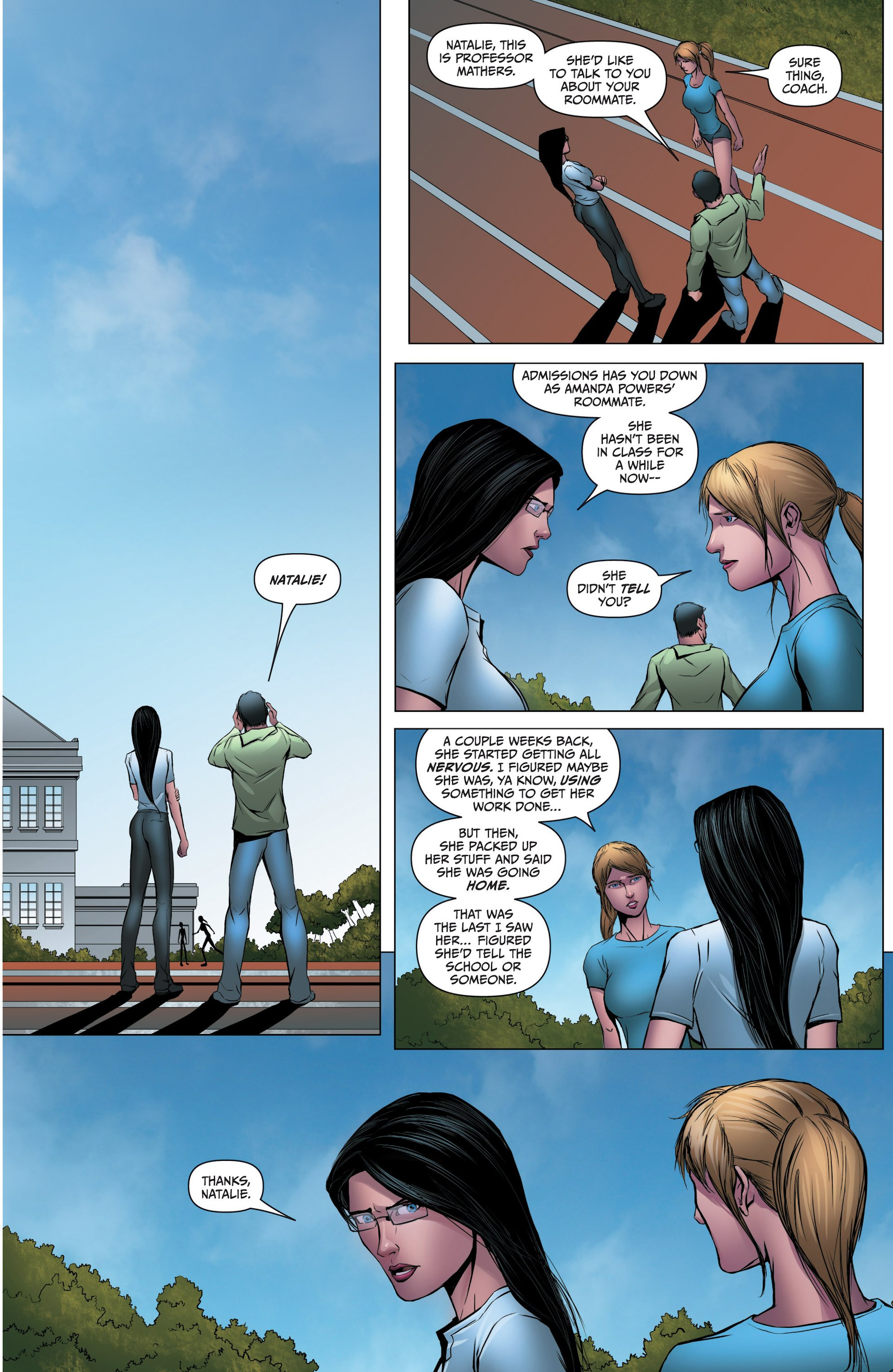 Grimm Fairy Tales (2005) Issue #94 #97 - English 5