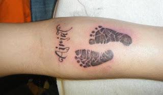 nome tatuado