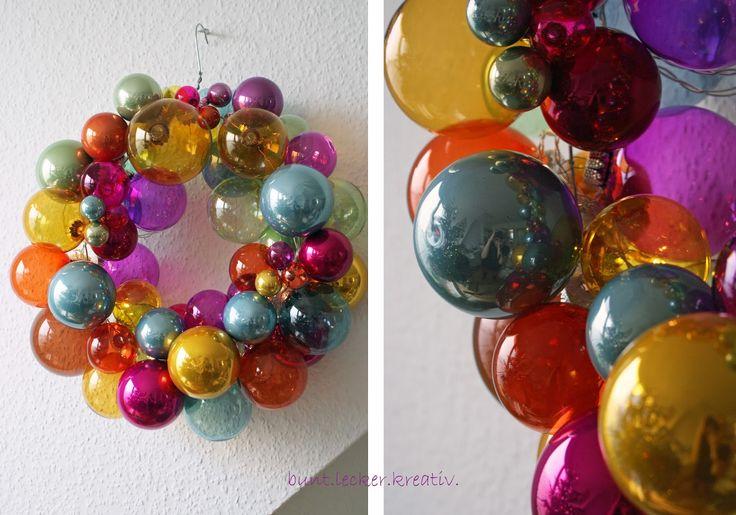 Pinterest ideen weihnachtskr nze for Pinterest kreativ ideen