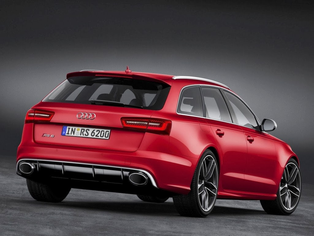 Audi RS6 Avant HD Photos #948