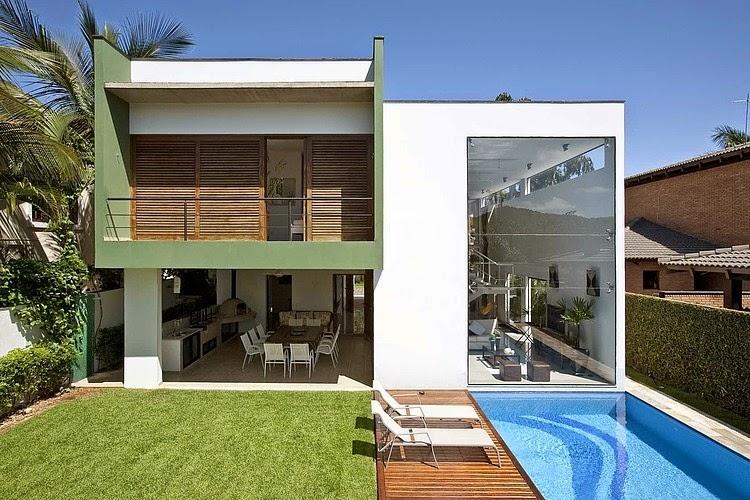 Hogares frescos ejemplo poderoso de arquitectura for Villa casa mansion la cima acapulco