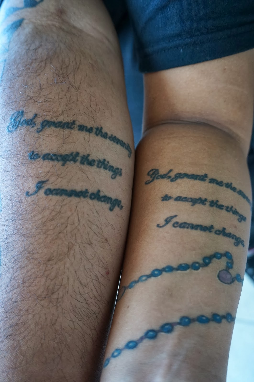 husband and wife tattoo quotes quotesgram