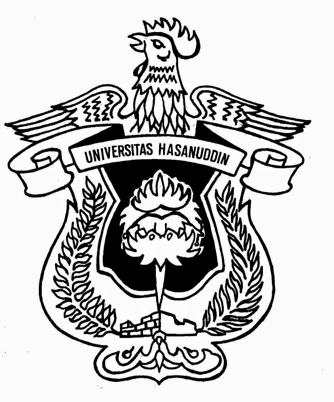 Menambahkan Logo Ayam Unhas Halaman Web Krs Khs Gambar
