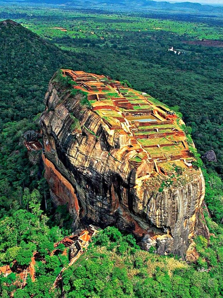 Sigiriya ,Sri Lanka: