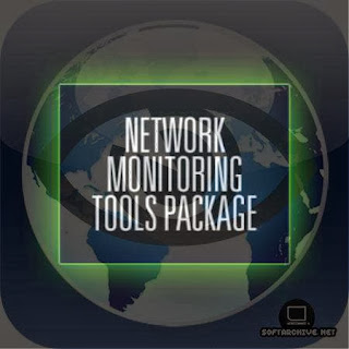 Network Monitoring Tools Package Portable