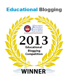 Educational Blogging 2013
