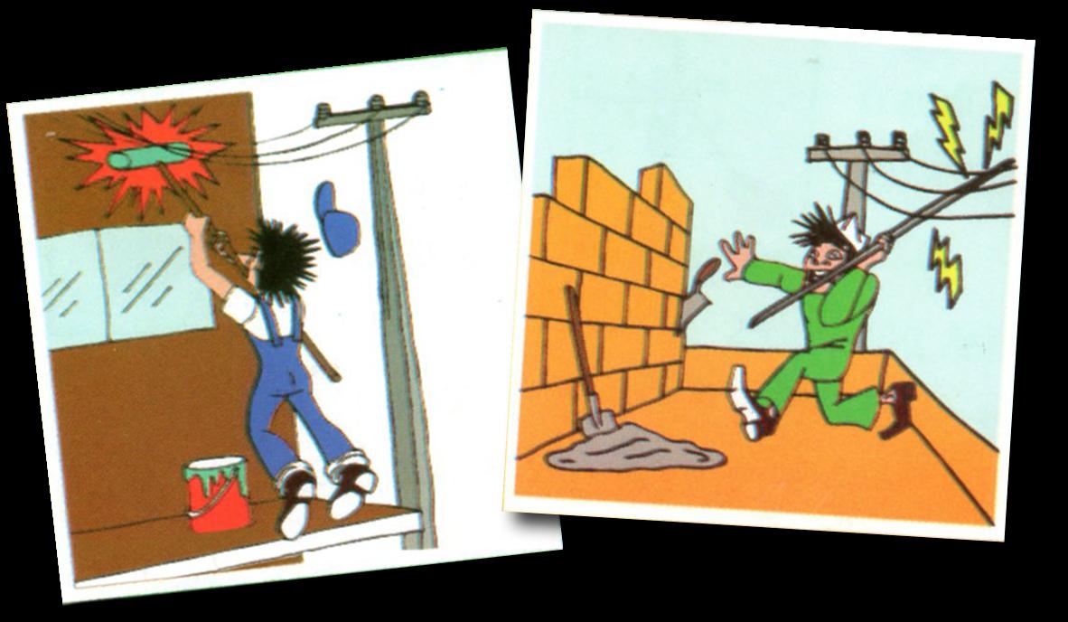 Instalaciones eléctricas residenciales - evita accidentes