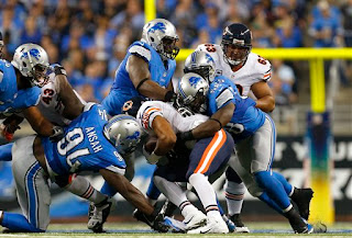Detroit Lions: Hazing not an issue, veterans embrace rookies