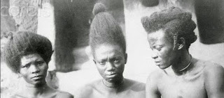 Photo: A Throw Back Photos of Nigerian women in 1922