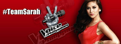the voice of the philippines, sarah geronimo