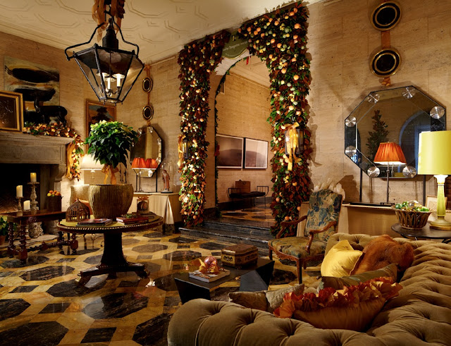 """The Adventures Of Tartanscot™: """"New York Holiday House"""