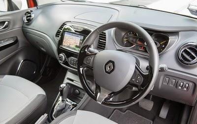 Spesifikasi Renault Captur