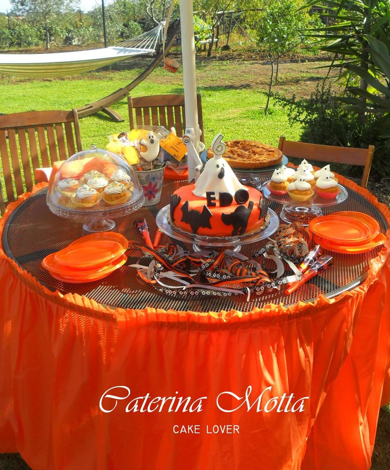Il sole in cucina cinque idee per il dessert table di for Idee di cucina per halloween