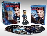 Ash vs Evil Dead: Seasons 1-3 with Bobblehead