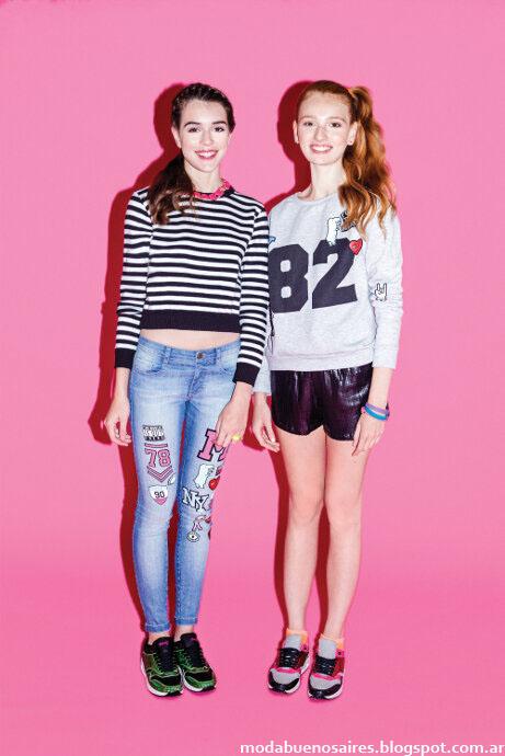 Moda juvenil invienro 2015 Muaa.