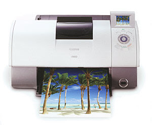 Canon Photo Printer i900D Series User manual