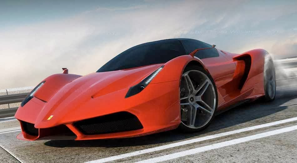HD Wallpapers: Ferrari F70 Wallpapers