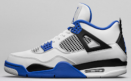 Air Jordan IV - One trajectory all his own, MJ pioneers a road to success.