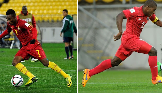Panama vs Ghana en vivo