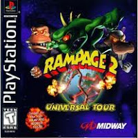 Free Download Rampage 2-Universal Toure PS1 (Game PC)
